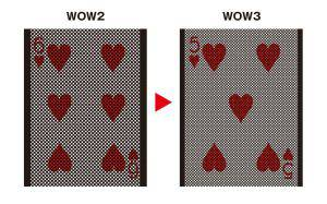WOW2とWOW3の違い